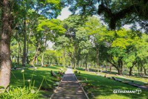 alameda cemitério gethsemani morumbi